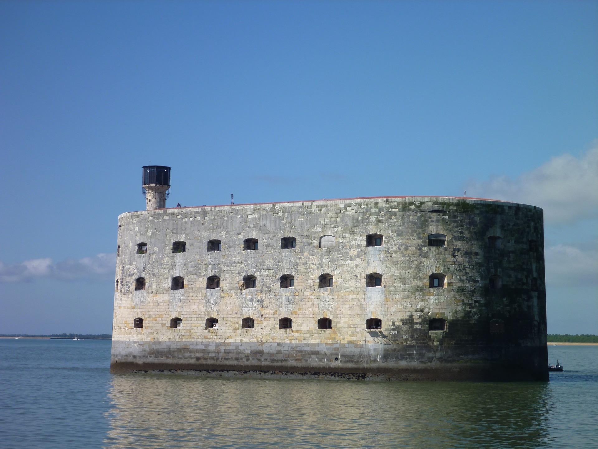 Fort Boyard france