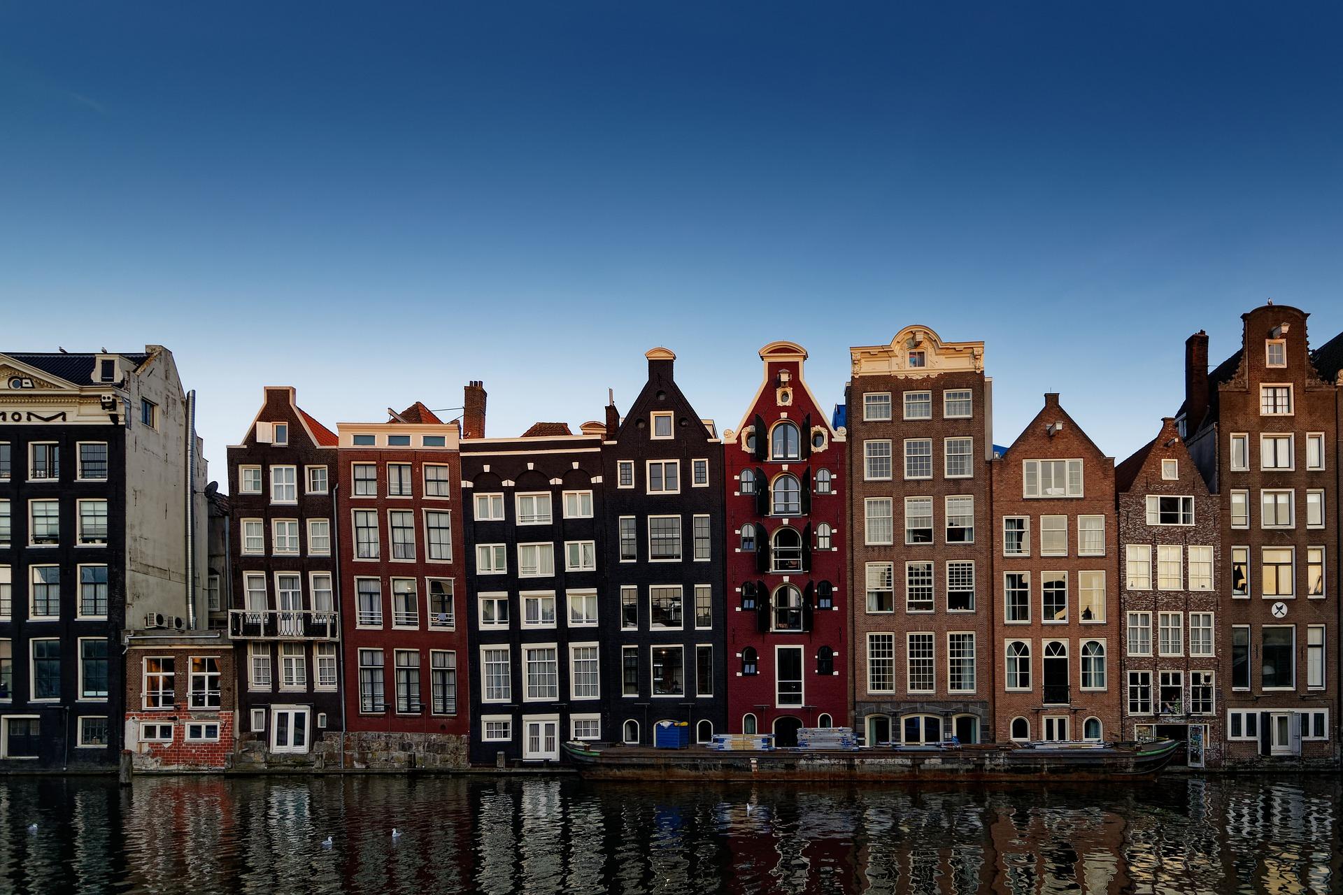architecture Amsterdam